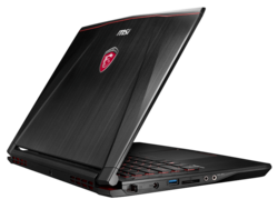 MSI GS43VR 6RE