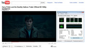 "480p YouTube: ""Harry Potter and the Deathly Hollows"" (Flash) - Flüssig"
