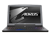 Test Aorus X7 v6 Laptop