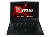 Test MSI GP72 2QE Leopard Pro Notebook