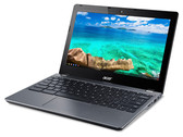 Test Acer C740-C3DY Chromebook