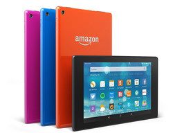 Amazon on the Go: Fire HD 8