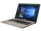 Test Asus F540SA-XX087T Notebook