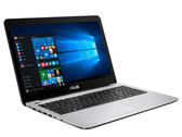 Test Asus VivoBook X556UQ-XO076T Notebook