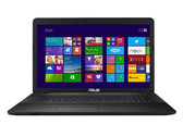 Test-Update Asus X751MA-TY148H Notebook