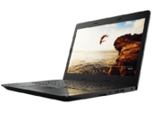 Test Lenovo ThinkPad E470 (Core i5, GeForce 940MX) Laptop