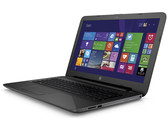 Test HP 250 G4 T6P08ES Notebook