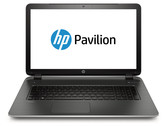 Test-Update HP Pavilion 17-f130ng Notebook
