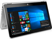 Test HP Pavilion x360 15-bk102ng Convertible