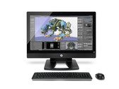 Test HP Z1 G2 AIO Workstation