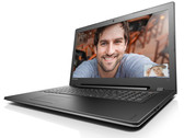 Test Lenovo IdeaPad 300-17ISK Notebook
