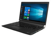 Test Toshiba Satellite Pro A30T-C-111 Subnotebook