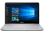 Test Asus N752VX-GC131T Notebook