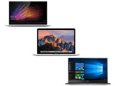 Im Vergleich: Xiaomi Mi Air vs. Dell XPS 13 9360 vs. Apple MacBook Pro 13 2016