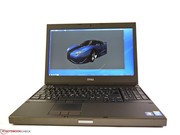 Dell Precision M4800, Workstation im 15-Zoll-Format.