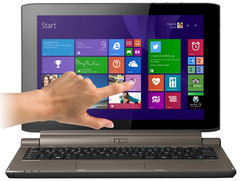 Medion: Multimode-Touch-Notebook Akoya P2214T (MD 99430) ab 25. September bei Aldi