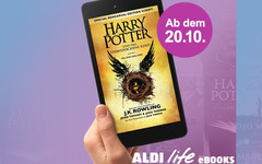 Aldi life eBooks: Start am 20. Oktober