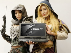 Aorus X5: Gaming-Notebook mit 15,6 Zoll WQHD+-Display und SLI