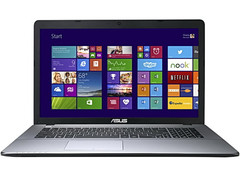 Asuspro P750LB: 17,3-Zoll-Business-Notebooks ab sofort erhältlich