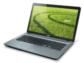 Test Acer Aspire E1-771-33114G50Mnii Notebook