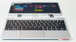 Acer Aspire Switch 10 Tastatur