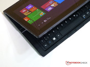 Acer Aspire Switch 12, umgeklapptes Tablet