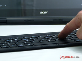 Acer Aspire Switch 12 Tastatur