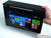 "Acer Aspire Switch 12 als ""hängendes Tablet"""