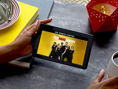 Amazon: Neue Fire HD-Tablets mit Fire OS 5 ab 60 Euro