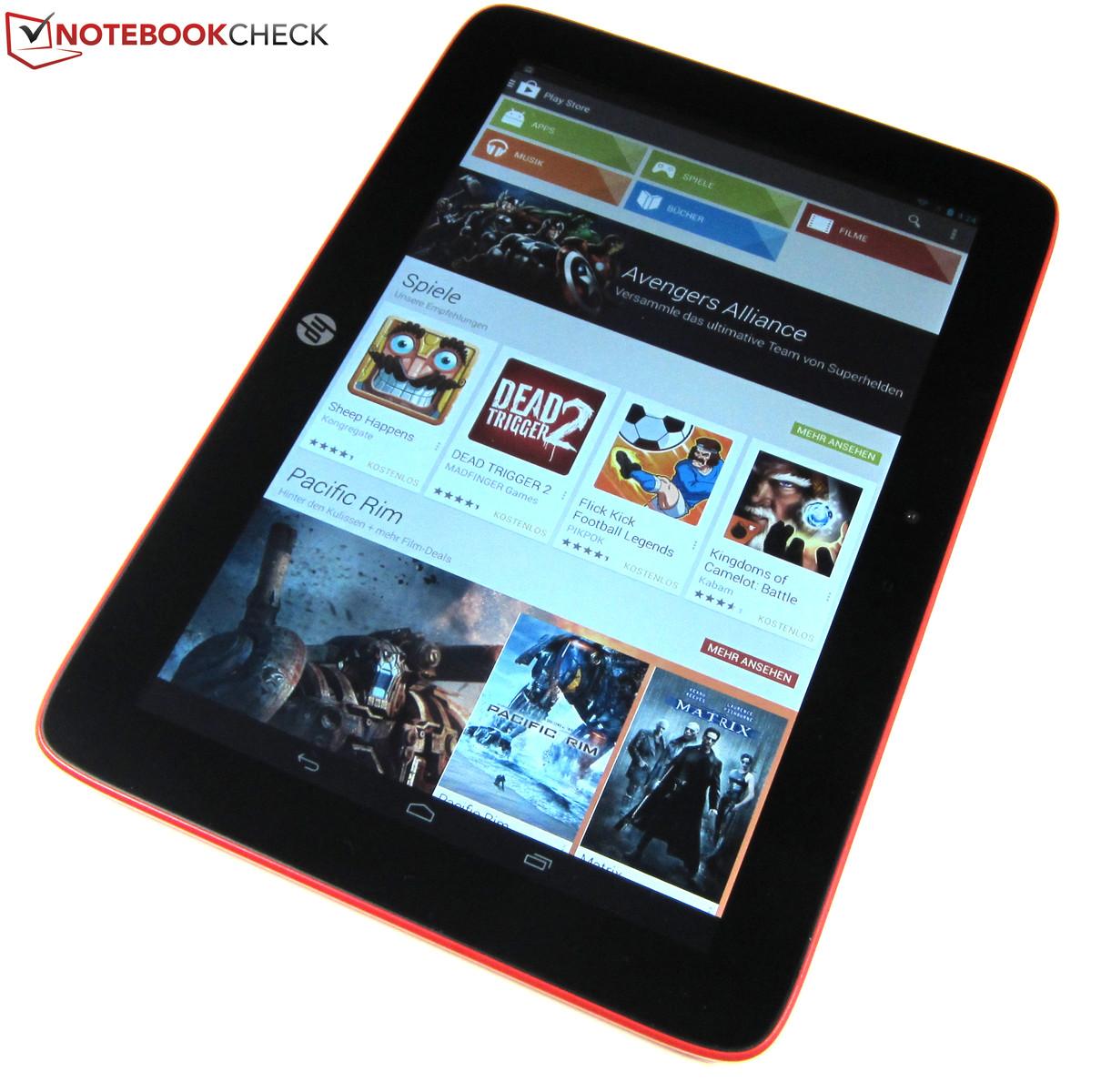 test hp slate 10 hd 3500eg tablet tests. Black Bedroom Furniture Sets. Home Design Ideas