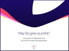 Apple: iPhone 6s Event am 9. September