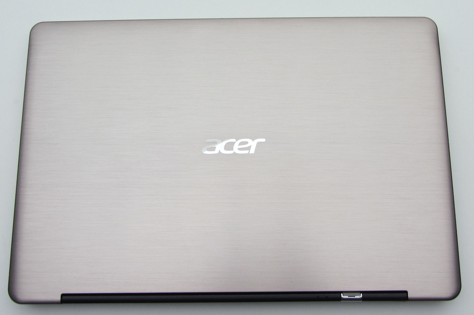 Test Acer Aspire S3-391-53314G52add Ultrabook ...