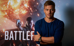 Battlefield 1: Making-of-Video zu Sprachaufnahmen mit Tom Wlaschiha
