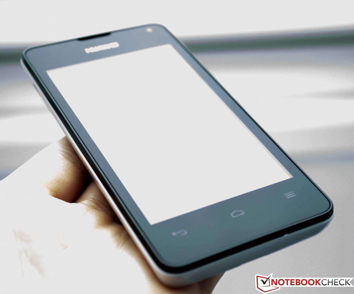 Test Huawei Ascend Y300 Smartphone