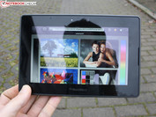 BlackBerry PlayBook Outdoor