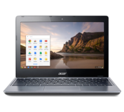Im Test: Acer C720-2800 Chromebook