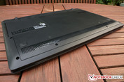 Case Lenovo B70-80 bottom