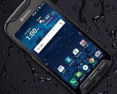 Outdoor-Smartphone mit Action-Cam: Das Kyocera DuraForce Pro