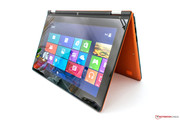 Im Test: Lenovo IdeaPad Yoga 11 Convertible