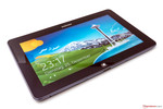 Samsung ATIV Tab GT-P8510 mit Windows RT.