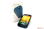 Im Test: HTC One SV Smartphone