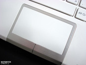 Touchpad mit Multitouch