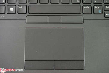 gelungenes Touchpad