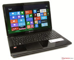 Das Packard Bell EasyNote LE69KB-23804G50Mnsk.