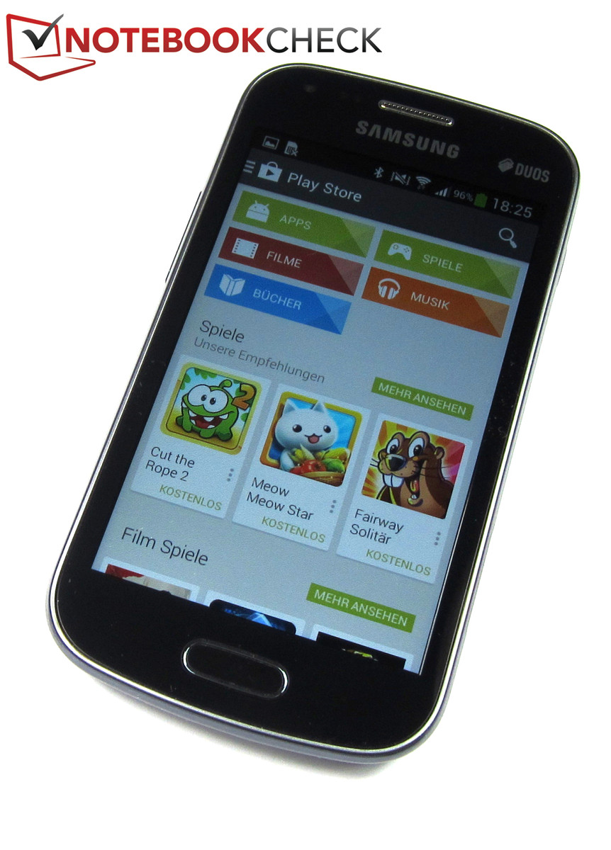 test samsung galaxy s duos 2 gt s7582 smartphone tests. Black Bedroom Furniture Sets. Home Design Ideas