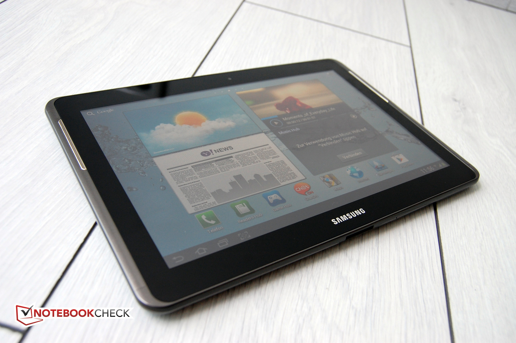 test samsung galaxy tab 2 10 1 tablet mid notebookcheck. Black Bedroom Furniture Sets. Home Design Ideas