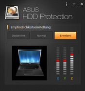 Asus HDD Protection Tool