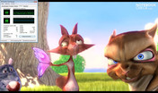 "Lokal ""1080p"" (Video: Big Buck Bunny, H.264)"