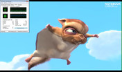 "Lokal ""SD"" (Video: Big Buck Bunny, H.264)"