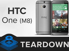 Teardown: iFixit zerlegt das HTC One M8